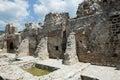 Mosque ruines in sarajevo part of the old gazi husrev beg bosnia herzegovina Stock Photography