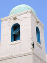 Mosque in tunis a tower tunisia Royalty Free Stock Photography