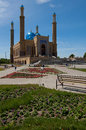 Mosque in ust kamenogorsk city kazahstan Stock Images