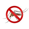 Mosquito stop sign