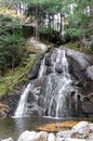 Moss Glen Falls, Granville, Vermont Royalty Free Stock Photo