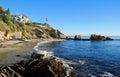 Moss Street Cove, Laguna Beach, California Royalty Free Stock Photo