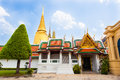 The most beautiful and famous temple in Thailand Stock Images