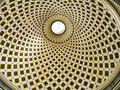 Mosta Dome, Malta, interior detail Stock Image