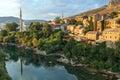 Mostar, Bosnia Herzegovina Royalty Free Stock Photo