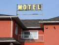 Motel Royalty Free Stock Image