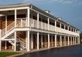 Motel Royalty Free Stock Photo