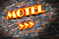 Motel Royalty Free Stock Photos