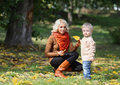 Mother and child having fun Royalty Free Stock Photo