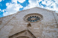 Mother church in conversano south of italy Royalty Free Stock Photo