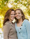 Mother Daughter Stock Photography