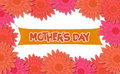 Mother day, holiday background. can be use for sale advertisement, backdrop. vector