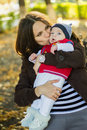 Mother's care Royalty Free Stock Photography