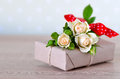 Mother's Day gift Royalty Free Stock Photo