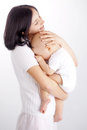 Motherhood Royalty Free Stock Photos