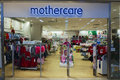 Mothers and babyes store vilnius lithuania december mothercare in xmas panorama market company was founded in london in brand have Stock Photos