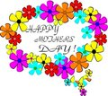 Mothers special day Royalty Free Stock Photo