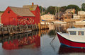 Motif , Rockport MA Royalty Free Stock Images