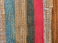 Motley Rug Textile Fabrics Tex...