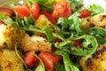 Motley salad Royalty Free Stock Photo