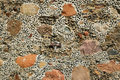 Motley stone texture Stock Images