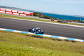 Moto gp philip island october tissot australian motorcycle grand prix the motorcycle venues around the curcuit Stock Photos