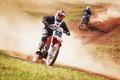 Motocross Royalty Free Stock Photos