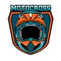 Motocross badges