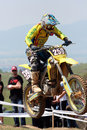 Motocross-extreme-259. Royalty Free Stock Photo