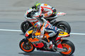 MotoGP Stock Photo