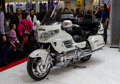 Motoplus Eurasia Moto Bike Expo Royalty Free Stock Image