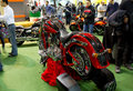 Motoplus Eurasia Moto Bike Expo Royalty Free Stock Photography