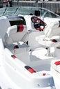 Motor boat Royalty Free Stock Photo