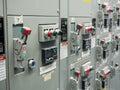 Motor Control Center Royalty Free Stock Photo