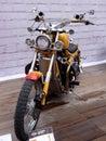 Motor cycles harley-davidson