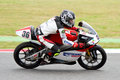 Motorbike race Royalty Free Stock Image