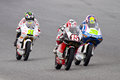 Motorbike race Royalty Free Stock Photography