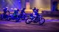 Motorbike Race, Autosport International 2016 Royalty Free Stock Photo