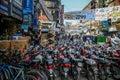 Motorbikes of Lahore Royalty Free Stock Photo