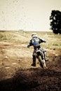 Motokrosový jazdec