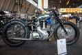 Motorcycle BSA B31, 1946