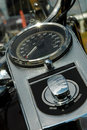 Motorcycle dials Royalty Free Stock Photo