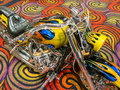 Motorcycle, Extreme Colors At ...
