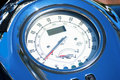Motorcycle speedometer Stock Photography