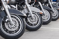 Motorcycles Royalty Free Stock Photo
