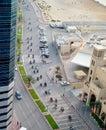 Motorists exhibit in Ajman Royalty Free Stock Photo