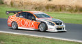 Motorsports - V8 Supertourers Stock Photo