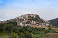 Moulay Idriss in Morocco Royalty Free Stock Photo