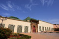 The Moulay Ismail Mausoleum. Meknes, Morocco Royalty Free Stock Photo