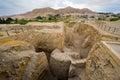 Mound Jericho Royalty Free Stock Photo